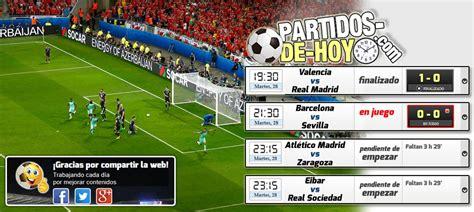 ¡ahora disfrute de todos los partidos y resultados! Partidos de hoy - Todos los partidos de fútbol para hoy