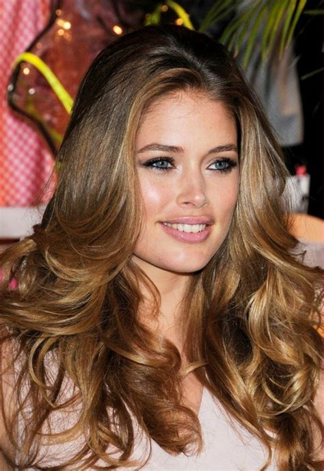 How To Get Shiny Brown Hair by Shiny Brown Wavy Hair Hair
