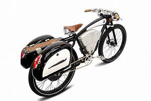 Vintage-style Electric Bicycles For Men