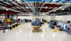 New Manufacturing Facilities