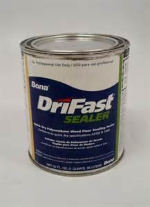 bona drifast quick dry sealer hardwood flooring sealer
