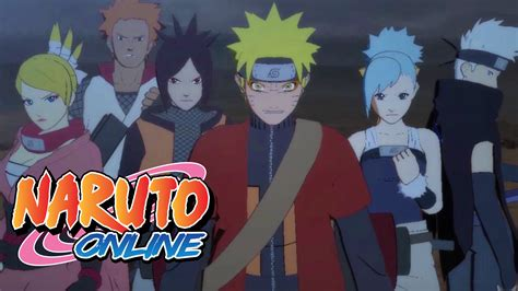 naruto  official cinematic trailer gamespot