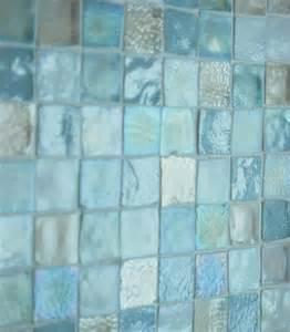 glass tiles bathroom ideas 40 blue glass mosaic bathroom tiles tile ideas and pictures