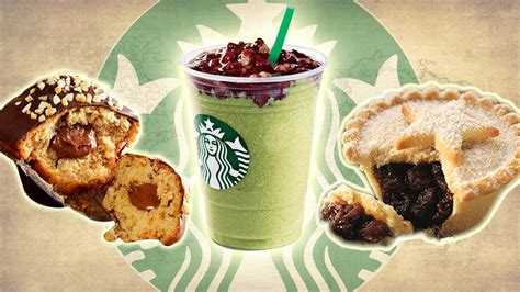 starbucks foods   havent  youtube