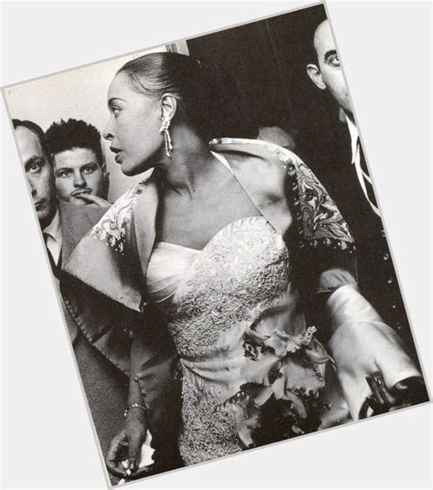 billie holiday official site  woman crush wednesday wcw