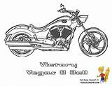 Motorcycle Coloring Victory Vegas Ball Pages Boss Yescoloring Ducati Printable sketch template