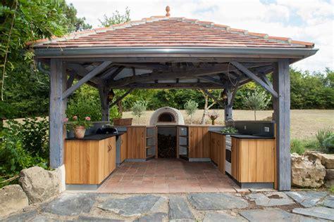 d馗or de cuisine plan cuisine exterieure d ete dootdadoo com idées de conception sont intéressants à votre décor