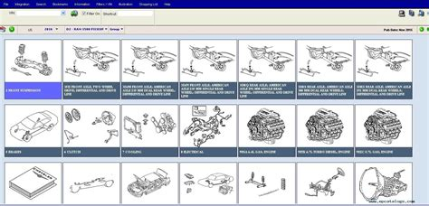 Chrysler Parts Catalog by Chrysler International And Usa Spare Parts Catalog