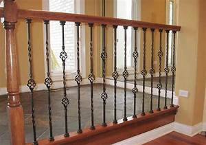 Iron Shoes And Iron Balusters  U2013 Direct Stair Parts