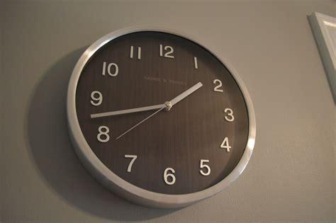 Tick Tock-we Got A New Clock!