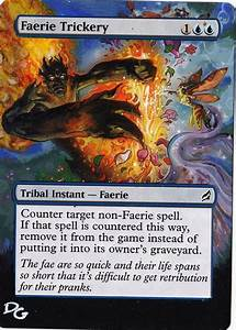 75 best Altered Art MTG Cards images on Pinterest Art cards, Alters and Magic cards