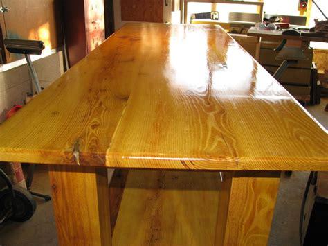 hand crafted orange table  mdmco custommadecom