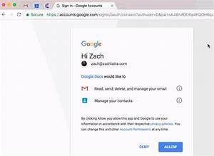 Fell prey to google docs phishing scam do this tech for Google document phishing
