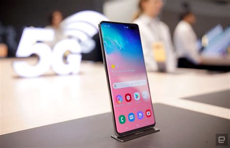 the galaxy s10 5g goes on sale in the uk june 7th