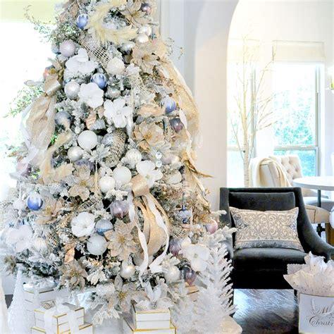 Dreamy New Christmas Tree  Decor Gold Designs