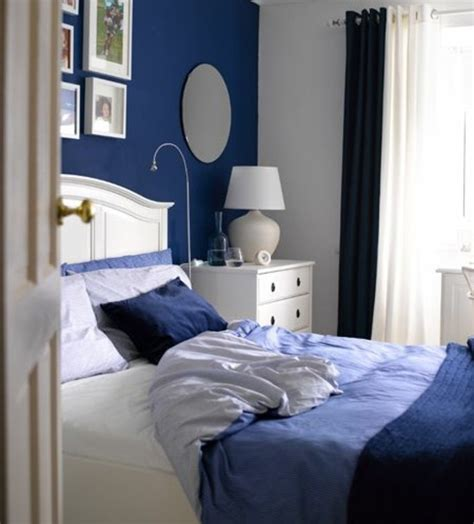 chambre en bleu chambre mur blanc et bleu raliss com