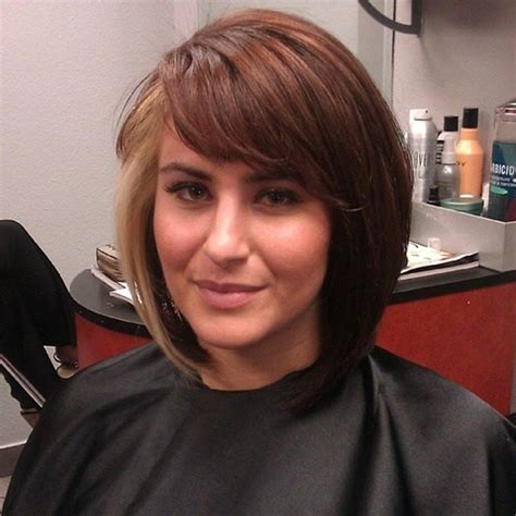 short stacked bob hairstyles   great   pretty designs