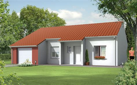 modele de maison plain pied mod 232 le vermeil un pavillon facile 224 vivre de plain pied constructeur maisons claude rizzon