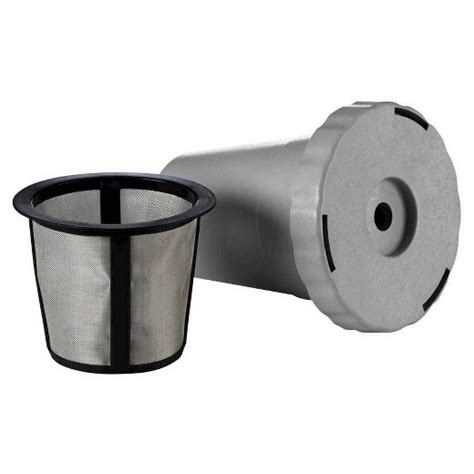 4.5 out of 5 stars, based on 13 reviews 13 ratings current price $8.99 $ 8. Keurig® My K-Cup® Reusable Coffee Filter : Target