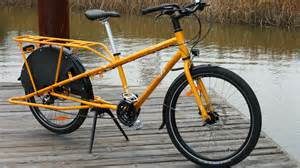Stand Up Bicycle by Slick New Cargo Bikes From Horse Yuba And Xtracycle