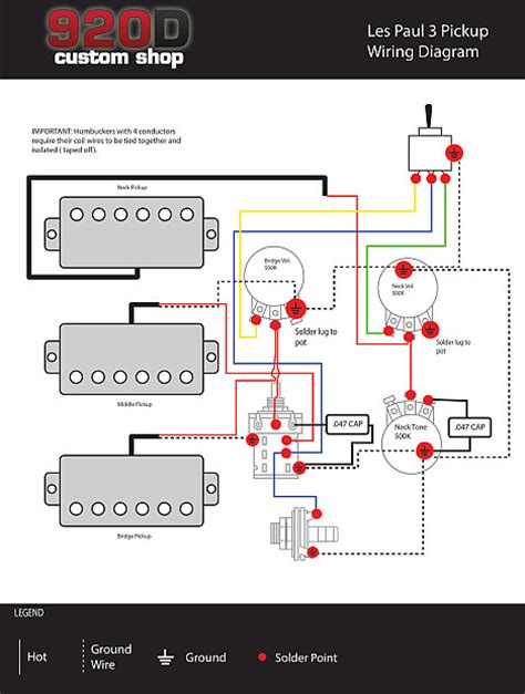 Le Paul 3 Up Guitar Wiring Diagram by Gibson Les Paul Black 3 Wiring Harness