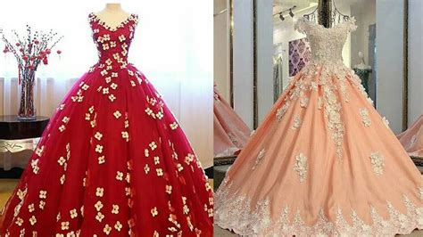 Latest Indian Gown Designs For Reception || The Most