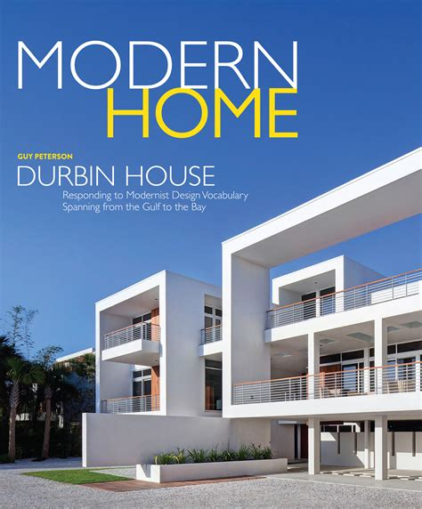 Modern House Housing And Landscaping Magazines Home