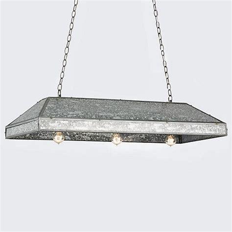 Mansard Silver Metal Chandelier