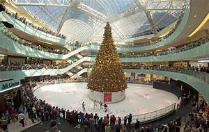 Nation's Tallest Indoor Christmas Tree Takes Root In A