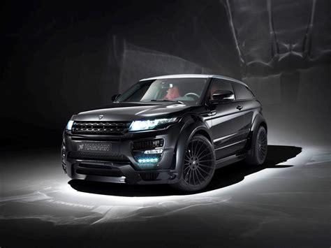 Land Rover Range Rover Evoque Modification by 2013 German Modification Range Rover Evoque Hamann News