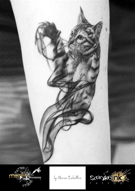 33 best Tattoos Abstrakt Kunst cover Up Tattoos smoke ink tattoos images on Pinterest | Acting