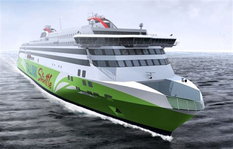 linkedin bureau veritas tallink s lng fueled passenger ferry gets closer to