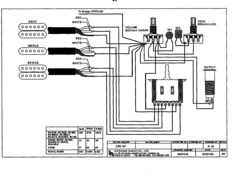 Ibanez Wiring Diagram Somurich