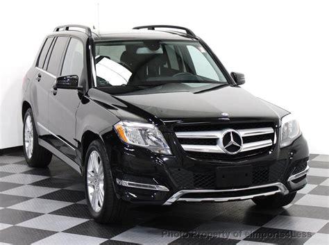 2014 Used Mercedesbenz Glkclass Certified Glk350 4matic
