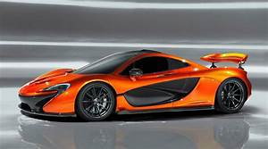 McLaren P1 Revealed More In New Leaked Photos