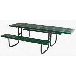 ultra play ada compliant outdoor table 158hsv8 8 foot