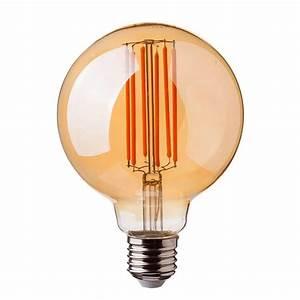 Umrechnung Led Glühbirne : led gl hbirne g95 mit e27 fassung 7 watt 700lm super ~ A.2002-acura-tl-radio.info Haus und Dekorationen
