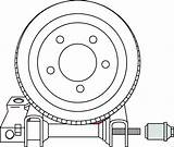 Wagon Wheel Template sketch template