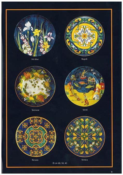 hand painted italian ceramic   buyers