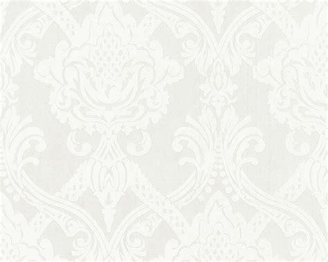 tapeten shop vliestapete mit barock muster weiss g 252 nstig im tapetenshop