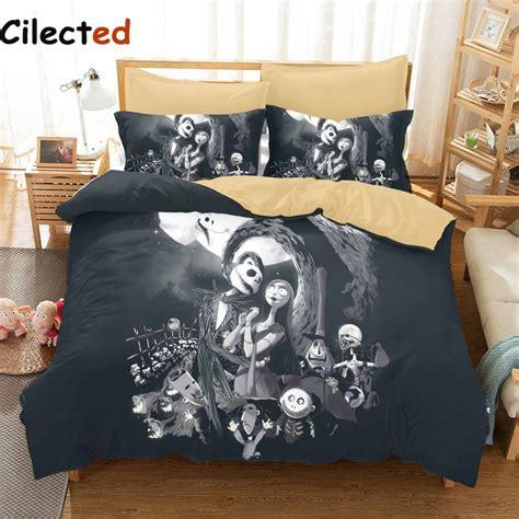 nightmare before comforter nightmare before bed set fishwolfeboro