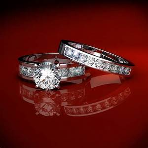 Wedding rings 101 the do39s and don39ts of wedding ring for Diamond wedding ring settings