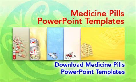Medicine Pills Medicine Powerpoint Templates
