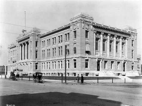 sacramento county historic california county courthouses