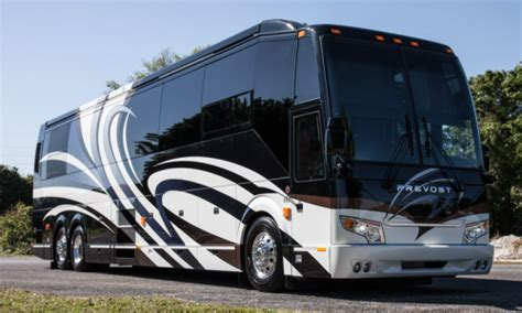 prevost overview key company facts  history