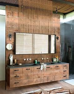 Waschtisch Holz Rustikal : waschtisch aus holz selber bauen ~ Frokenaadalensverden.com Haus und Dekorationen