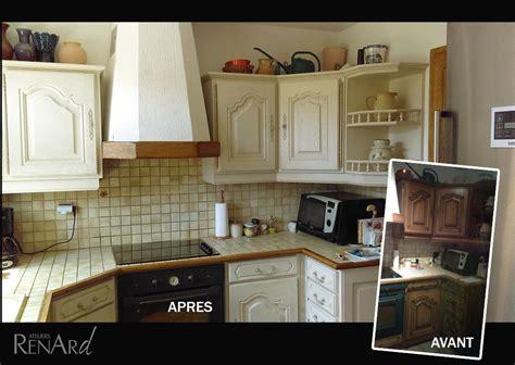 renovation cuisine peinture relooking cuisine galeries photos ateliers renard essonne