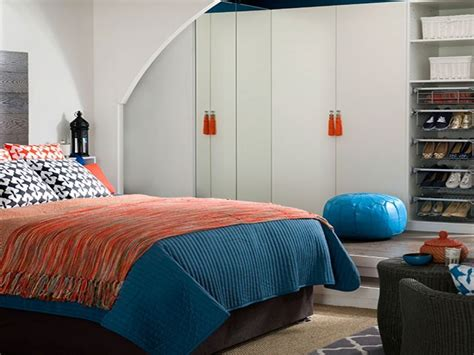 Blue And Orange Bedroom Ideas by Orange And Blue Bedrooms Blue Bedrooms Blue Bedroom