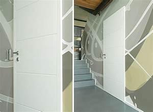 Innentüren Streichen Farbe : t ren wei ~ Michelbontemps.com Haus und Dekorationen