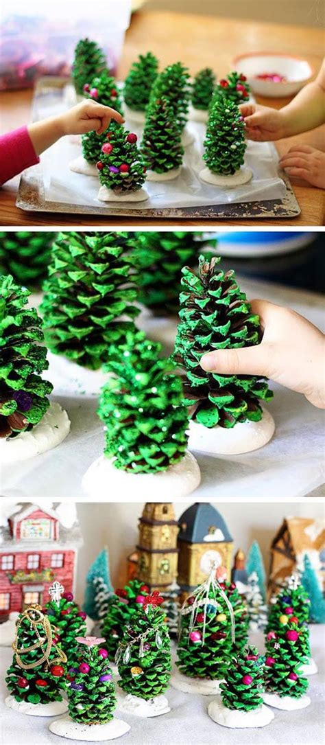 beautiful diy christmas decorations  pinterest